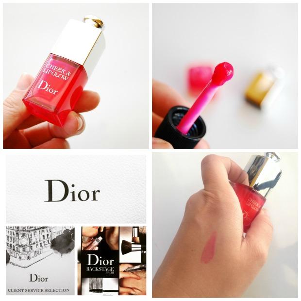 Dior Cheek and Lip Glow - Shade 001