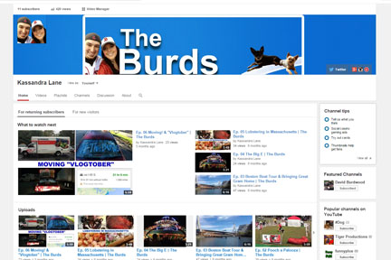 The Burds | Youtube