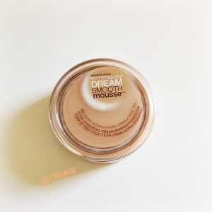 Maybelline Dream Smooth Moussea