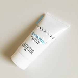 Vasanti Brighten Up! Exfoliating Cleanser