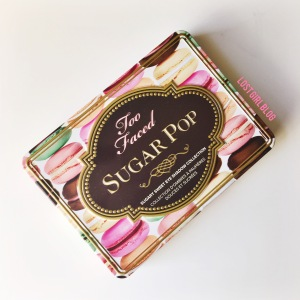 Too Faced Sugar Pop packaging
